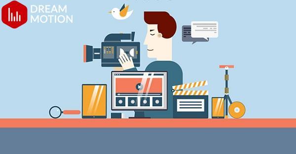 Video Motion Graphic là gì và có mấy dạng?